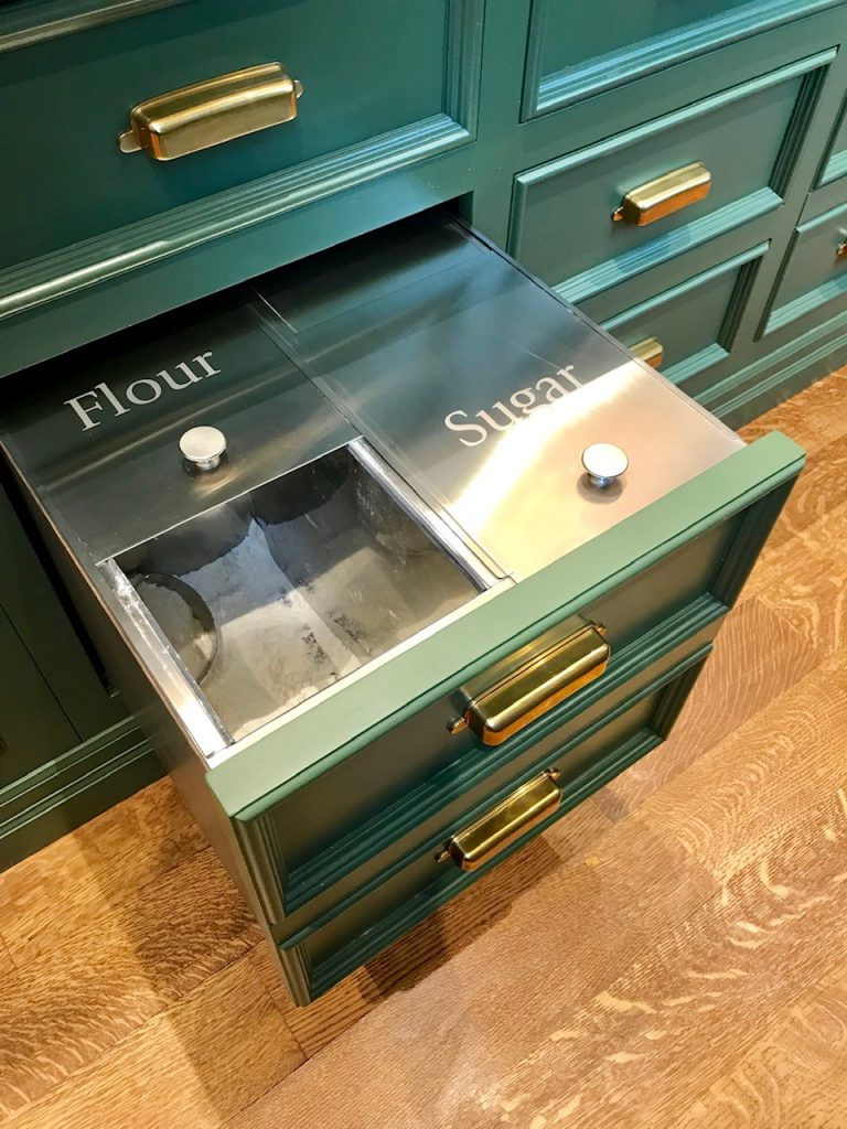 Cabinet Drawer Inserts