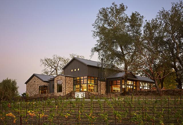 Case Study: Calistoga Estate by Amy A. Alper, Architect