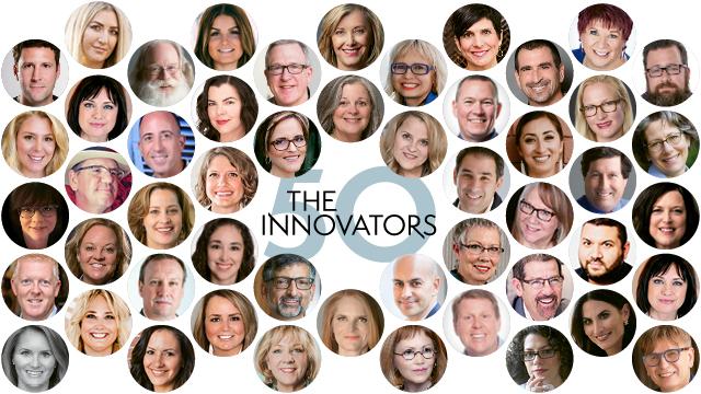 The Innovators: 2019