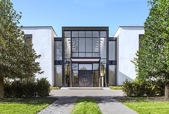 Case Study: Chain Bridge House by McInturff Architects