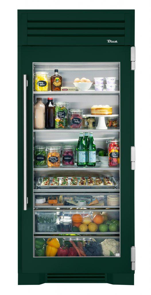 Spacious columns expand range of refrigeration