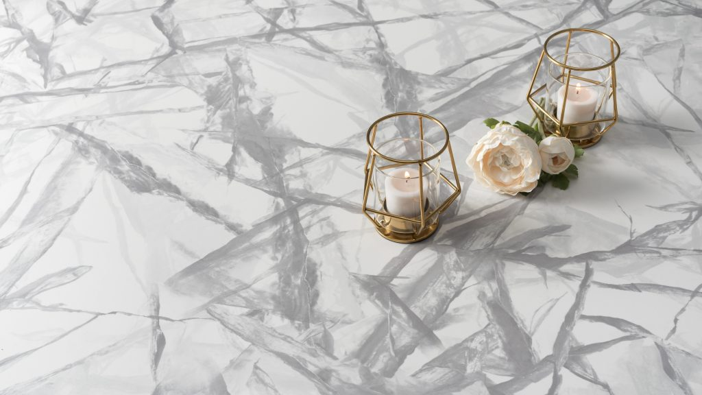 Designs bring ice-cold color, style to laminate surfaces