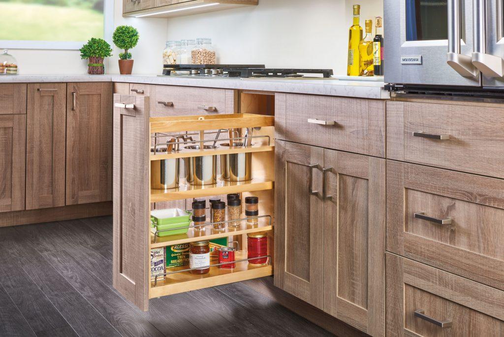 Base Cabinet Storage