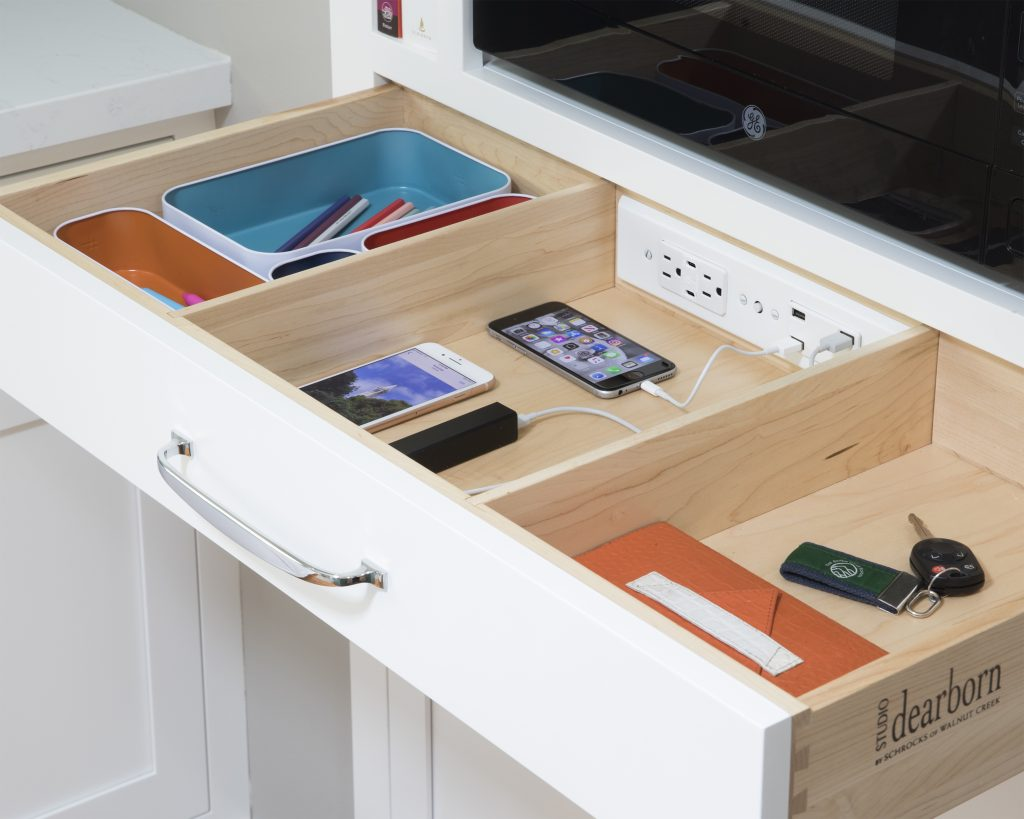 Drawer Charging Stations