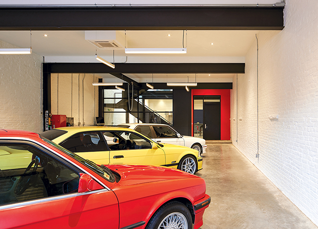Case Study: AutoHaus by KUBE Architecture