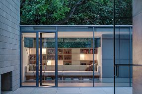 Case Study: Addition to the Stretto House by Max Levy Architect