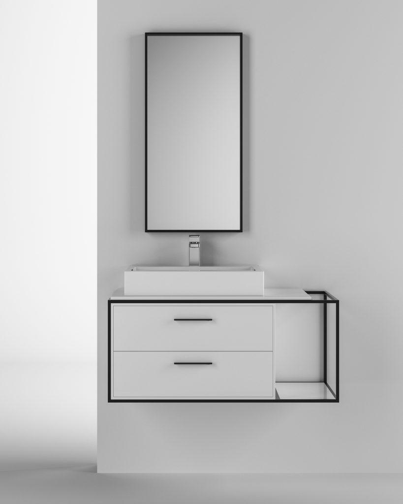 Vanity Contrast