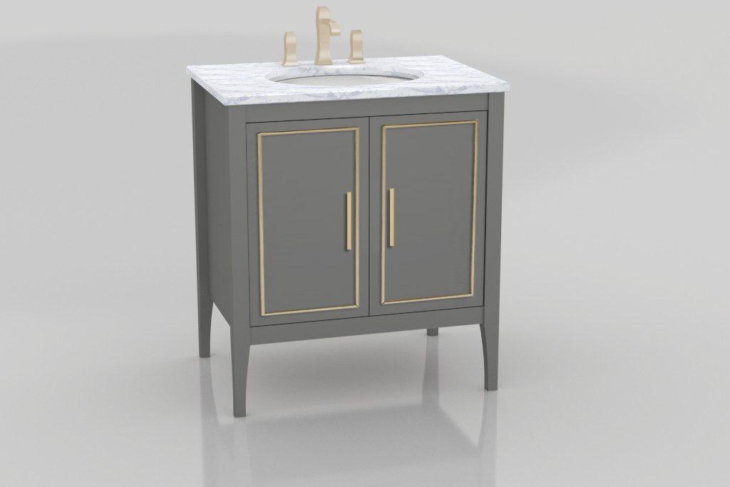 Customizable Vanity