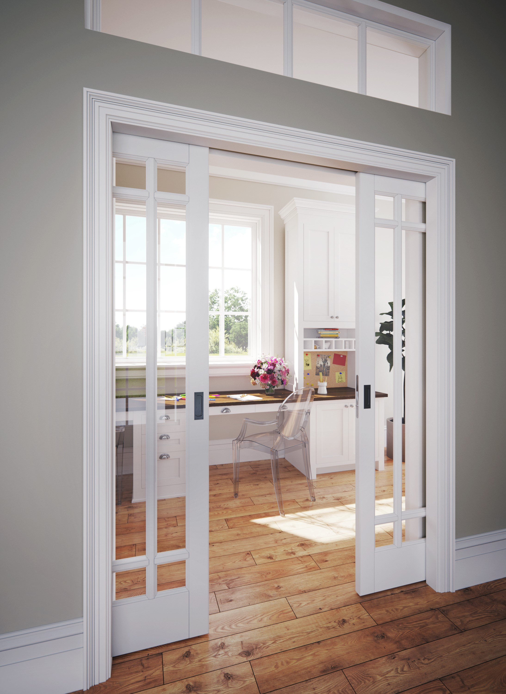 All Steel Split Studs Boost Rigidity Of Pocket Door Frame Remodeling Industry News Qualified Remodeler