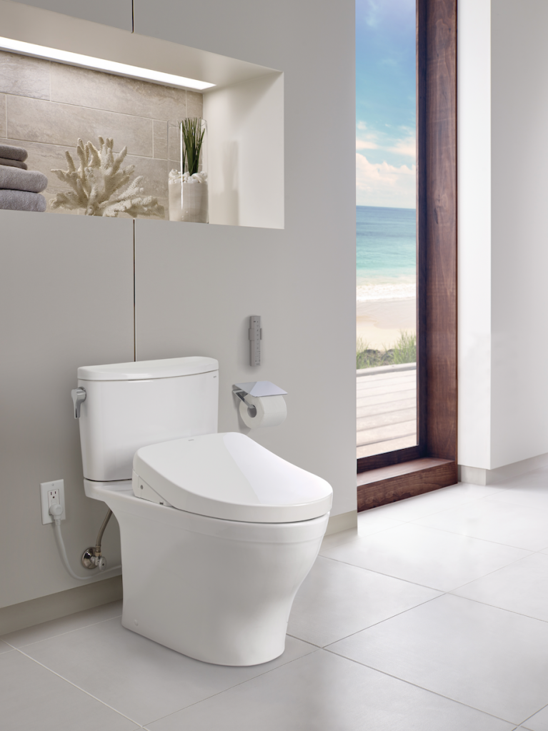 Toilet aims to set new standard for design, technology
