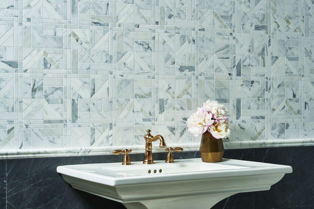 Renaissance-Inspired Marble Mosaics