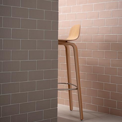 Etched Glazed Tiles