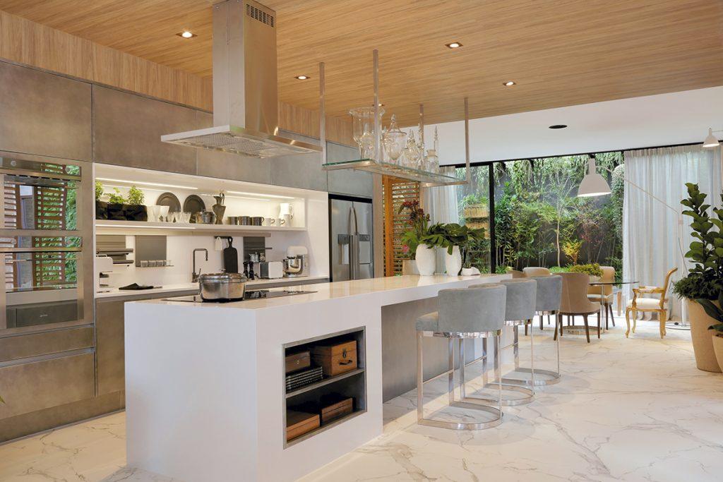 Modern-Day Kitchen