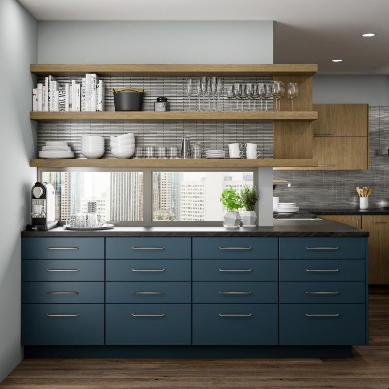 Colors offer on-trend paint finishes for cabinetry