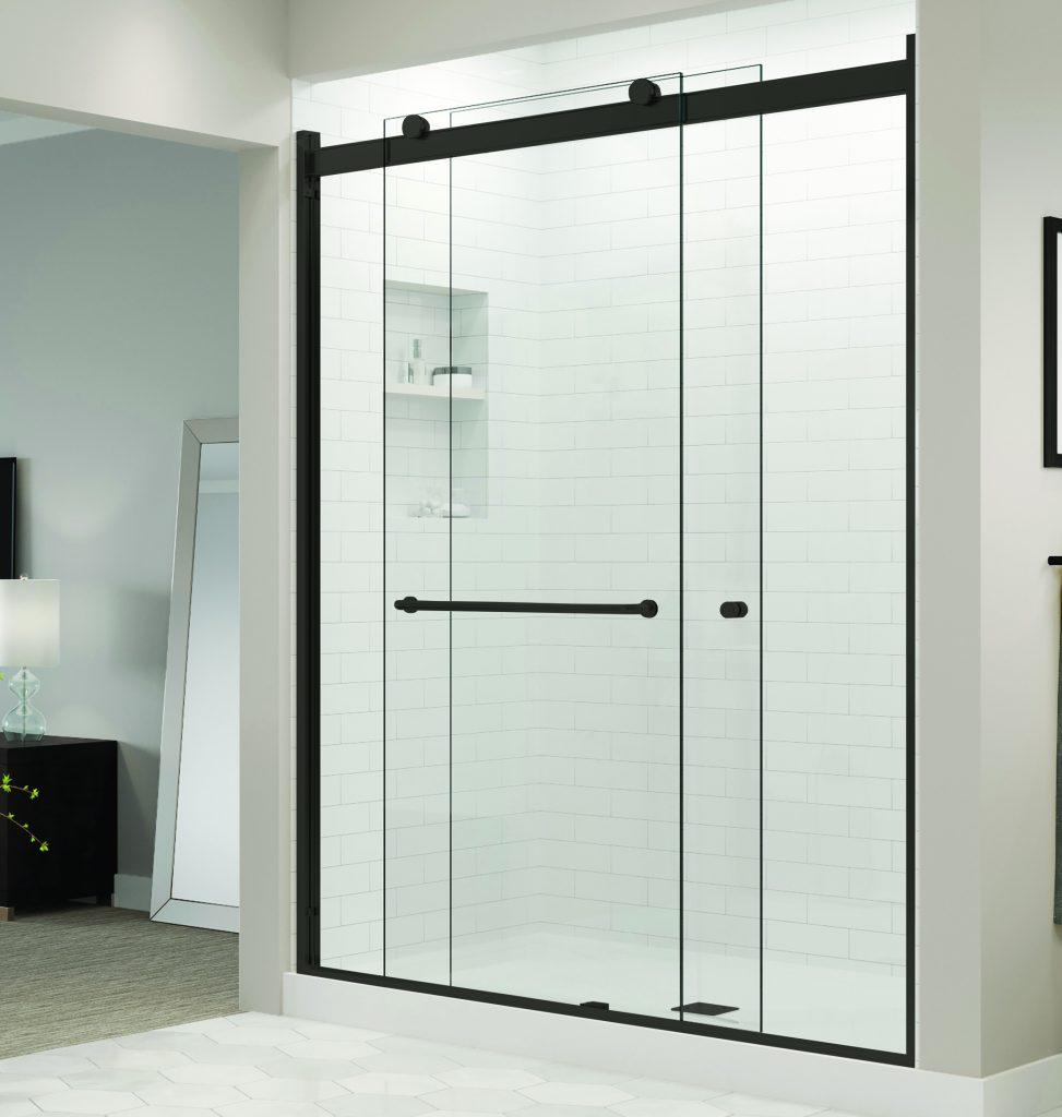 Rolling Shower Door