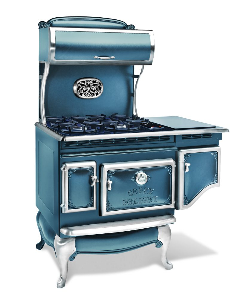 Custom Colors for Antique-Look Appliances