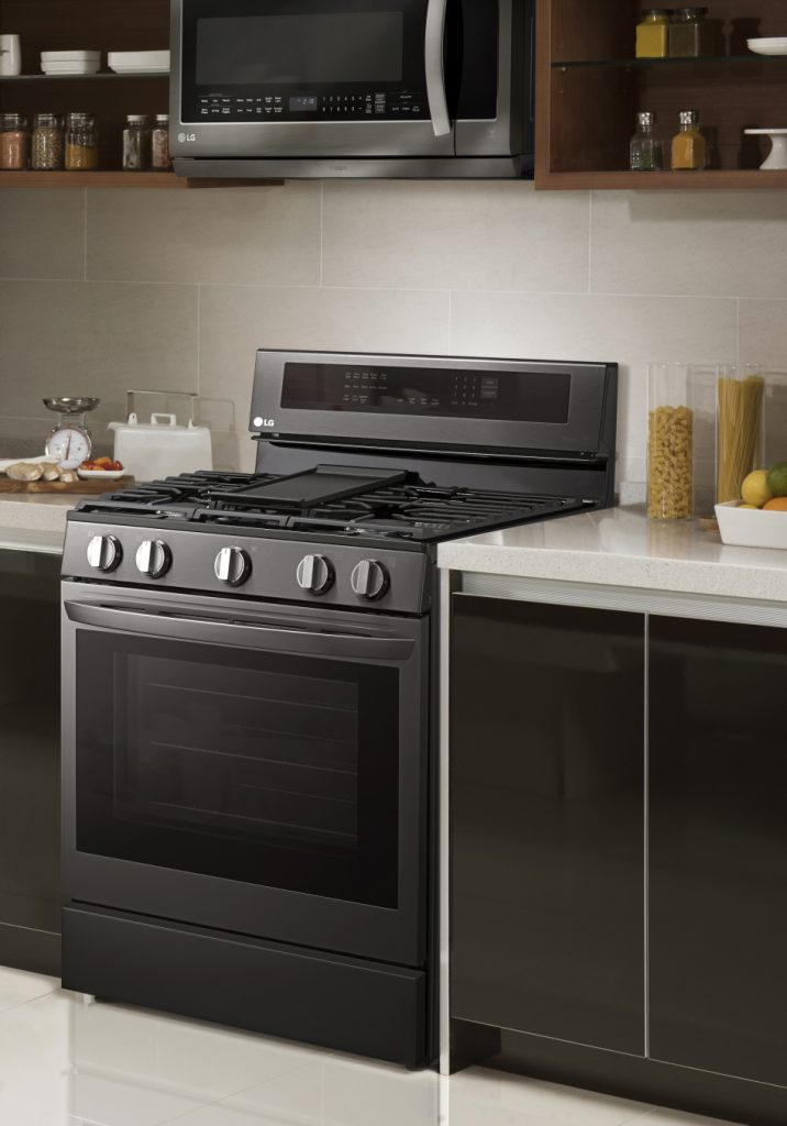 Smart Range with Air Fry