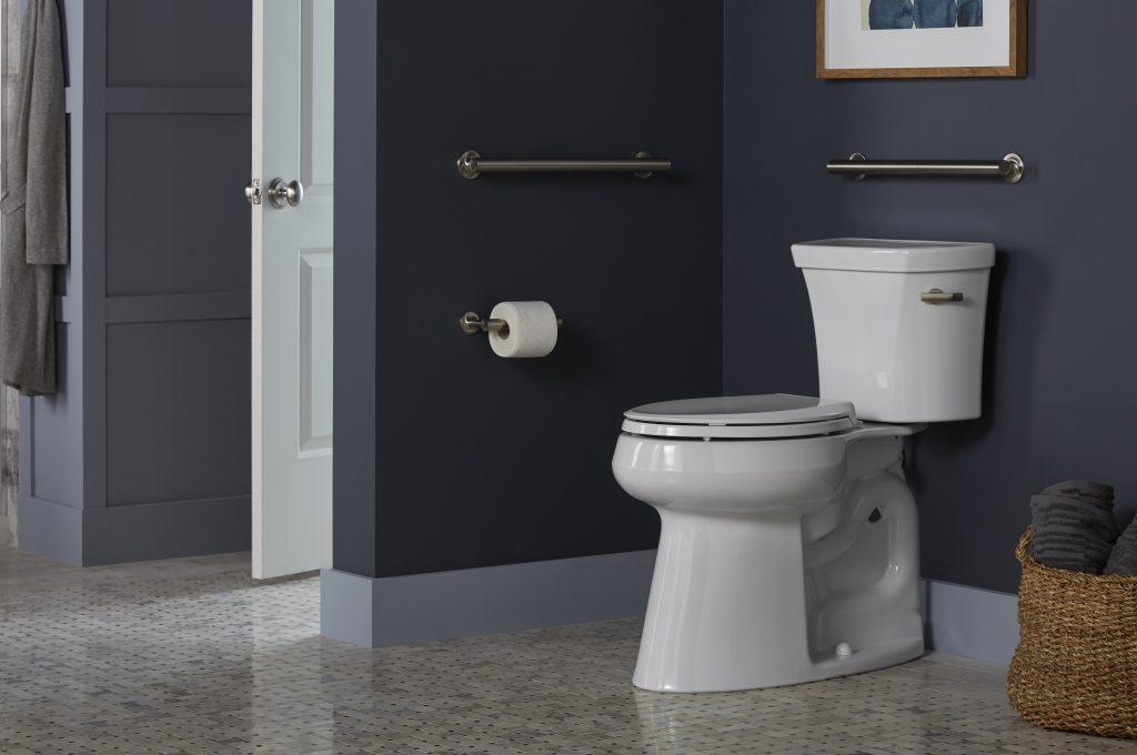 Tall Toilet