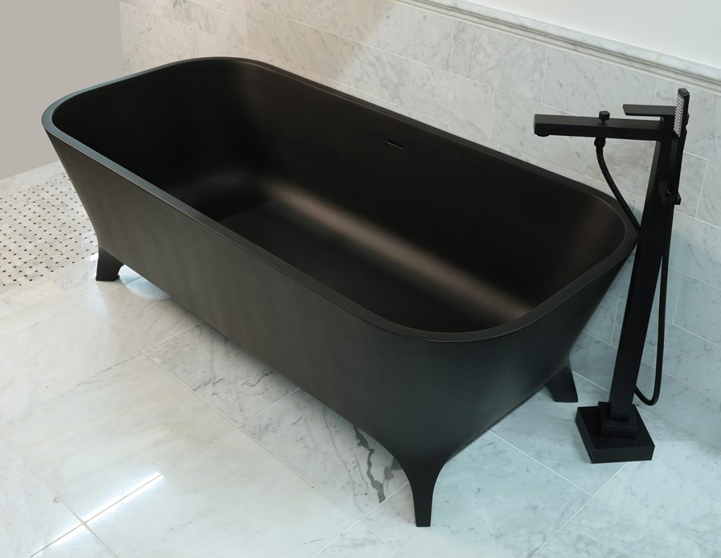 Clawfoot Inspired Tub