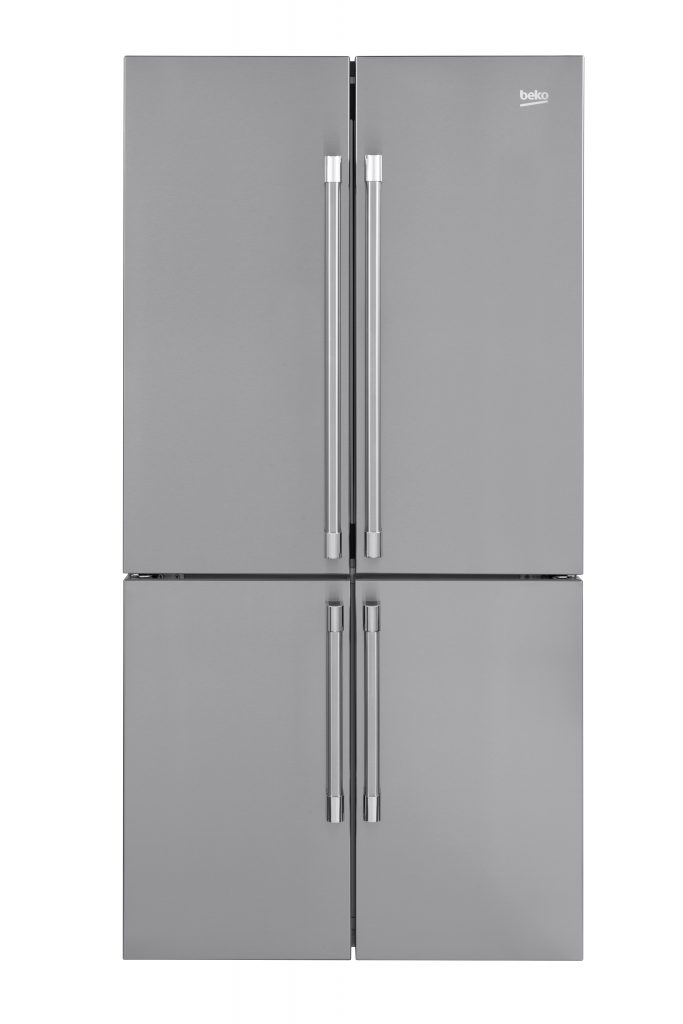 Four Door French Door Refrigerator