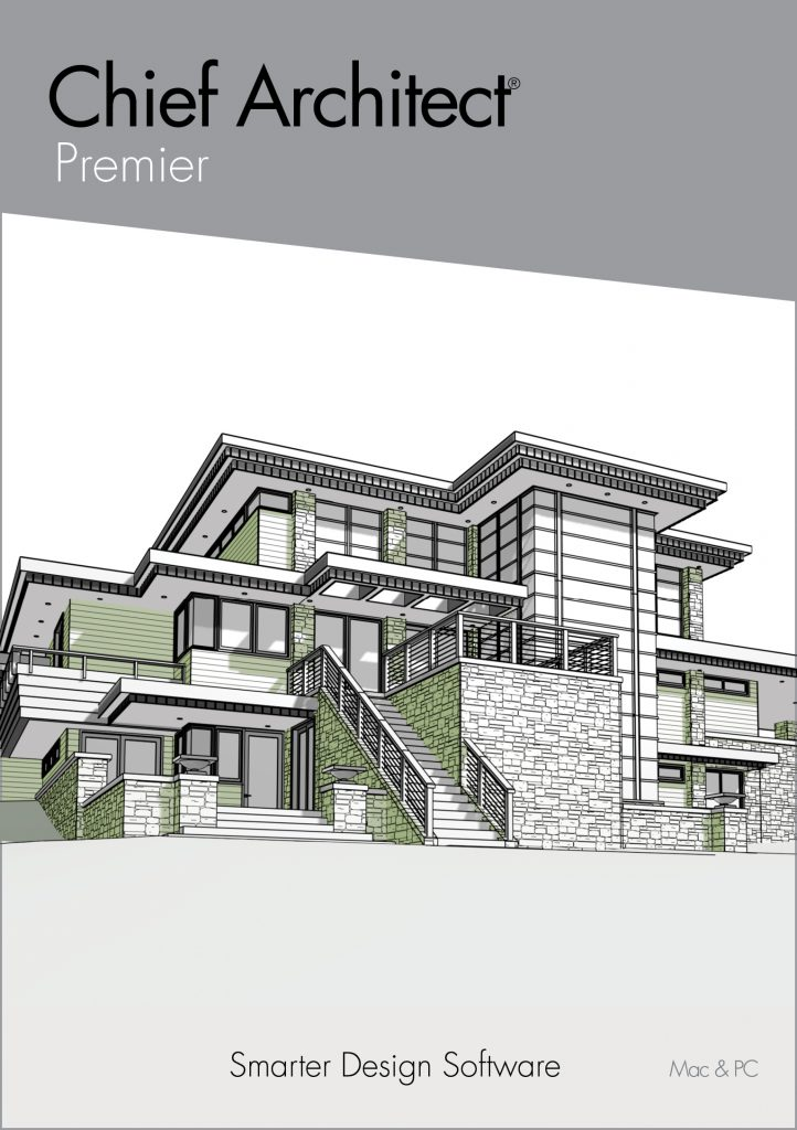 Chief Architect X12 3D Home Design Software