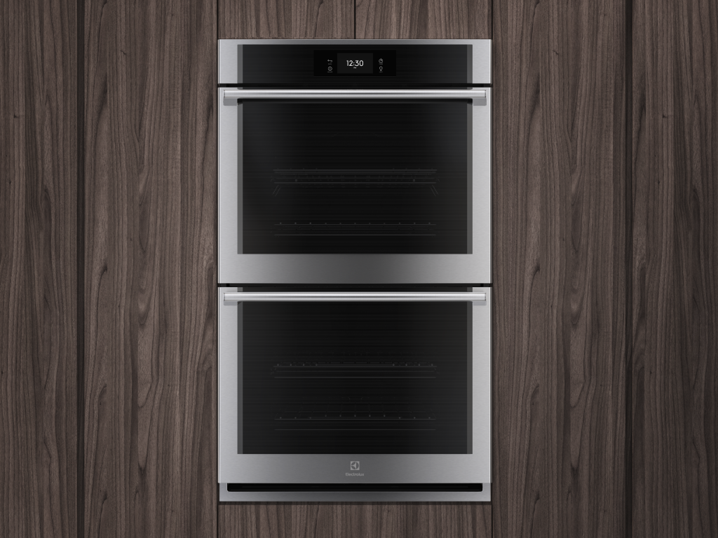 Connected Double Wall Oven