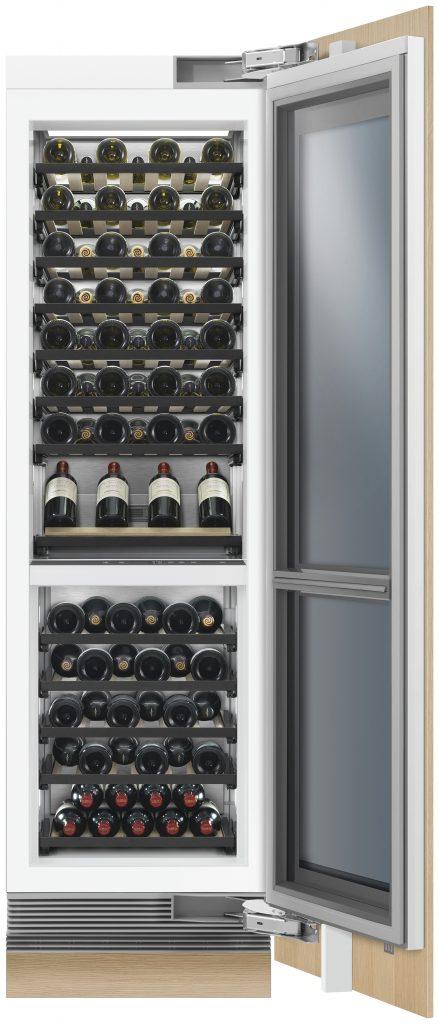 Integrated Wine Column