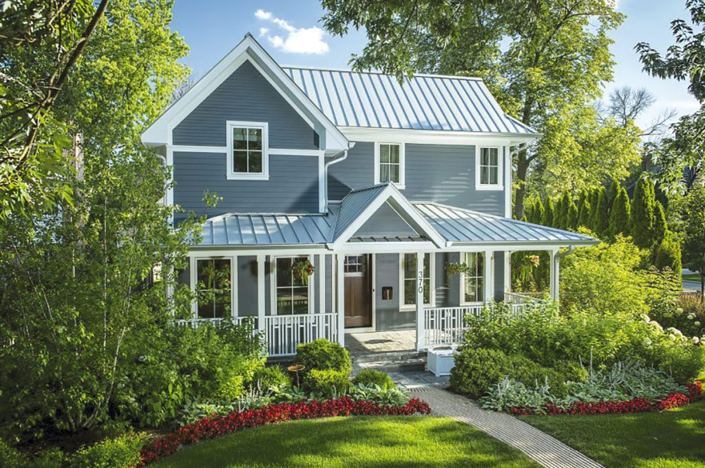 Roofing Trends: Heavy Metal