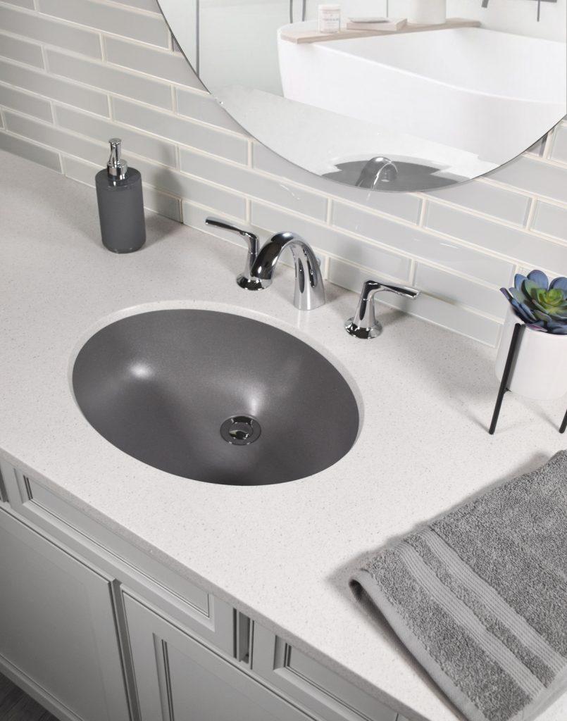 Quartz Bath Sink