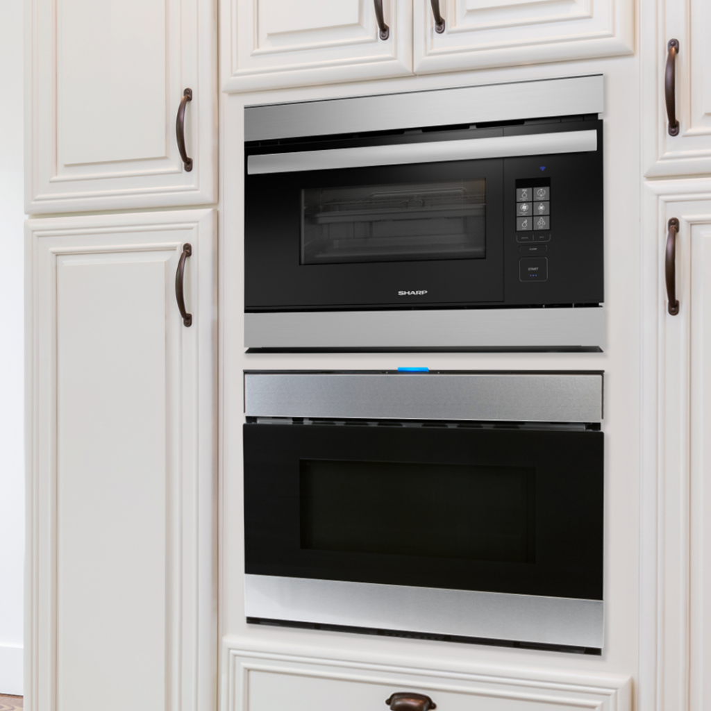 SuperSteam Convection Wall Oven