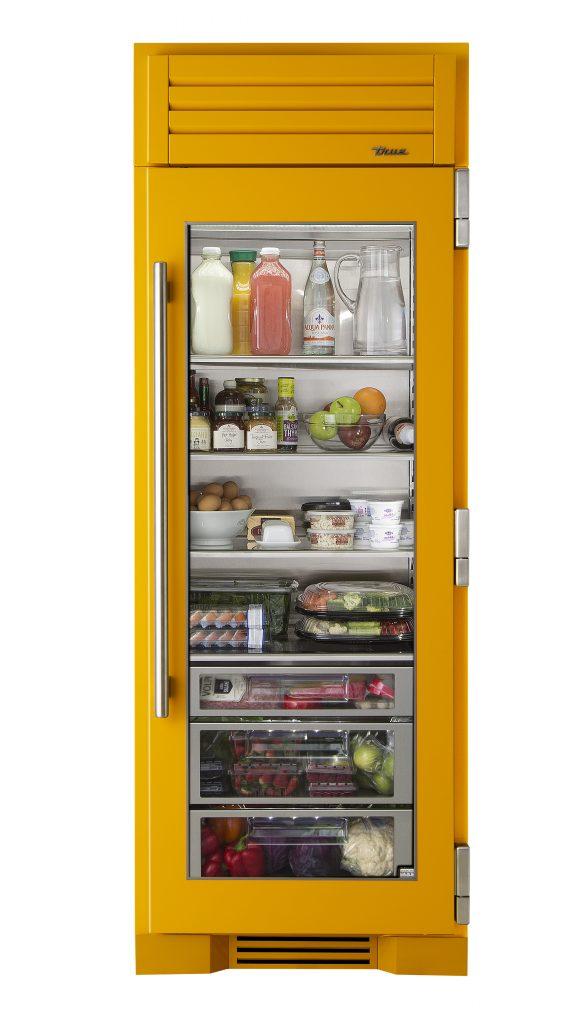 Saffron Hue for Refrigeration