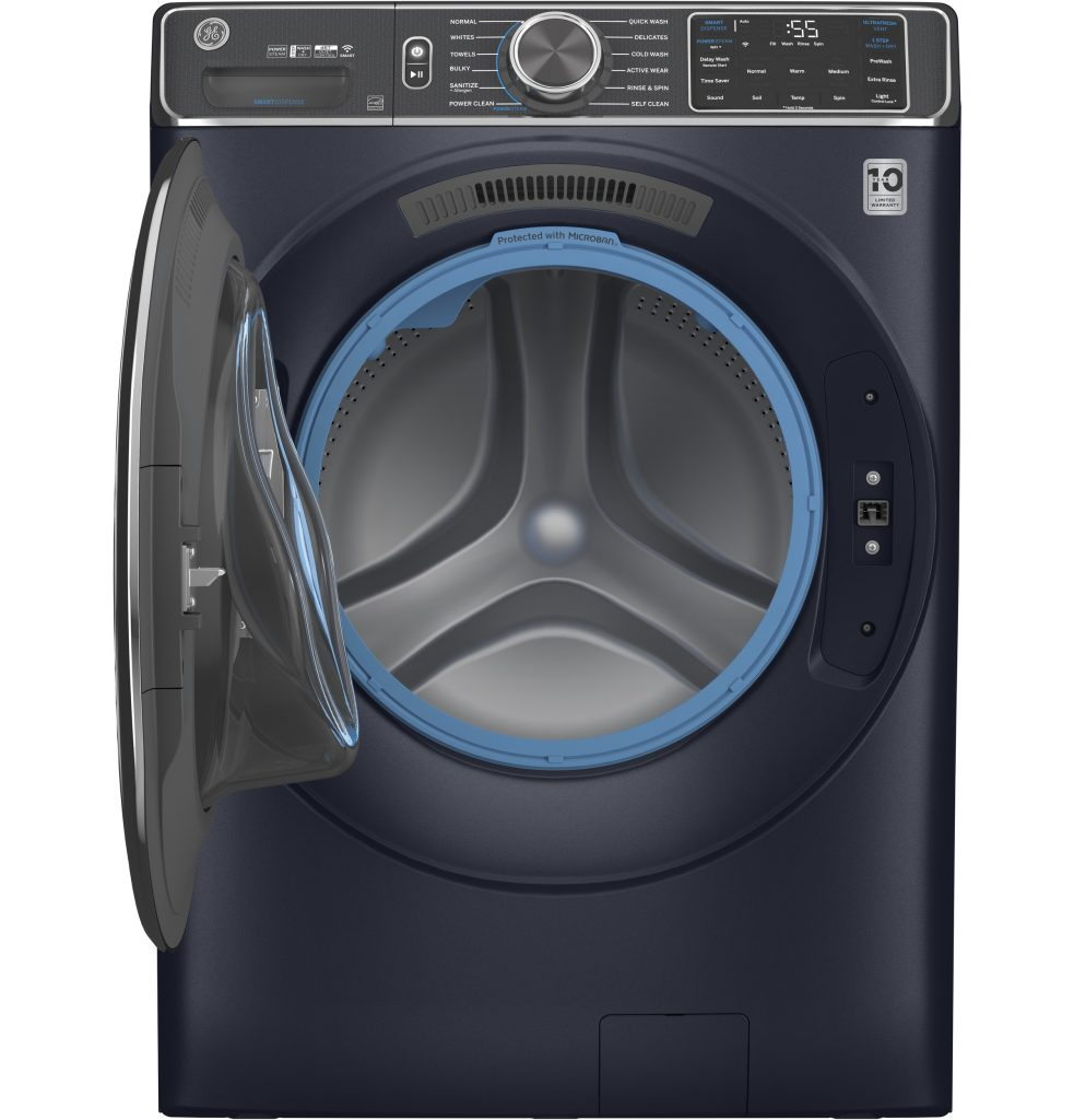 Washer shuts the door on odor in order to keep fresh, clean
