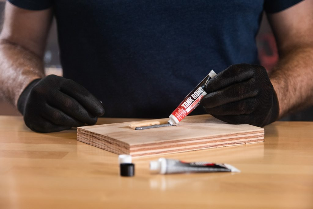 Heavy-duty adhesive gives tactical solution for demanding jobs