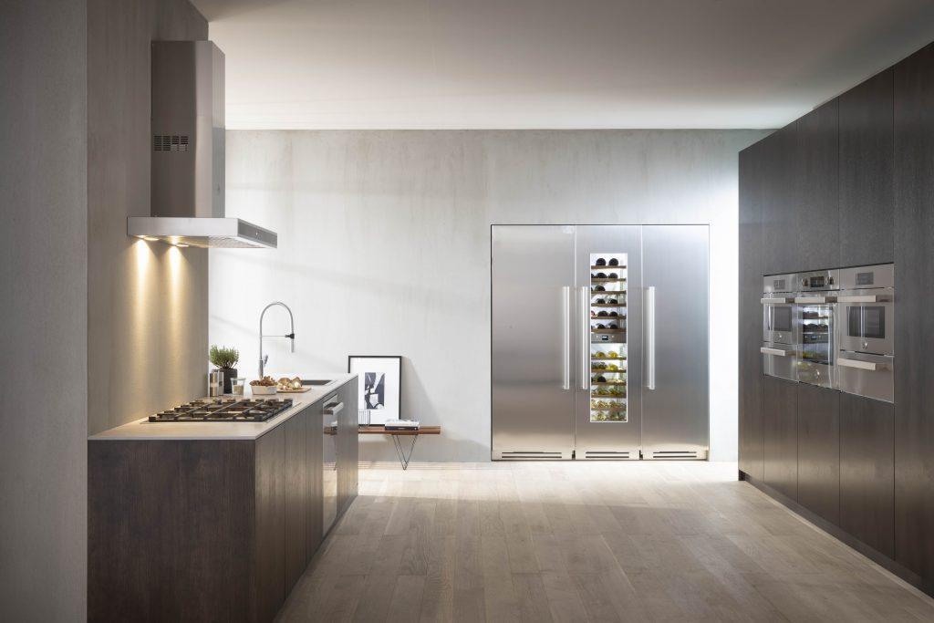 Built-in Refrigerator Columns