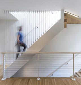 RD Interior Architecture: Tudor Modern by Ruhl Studio