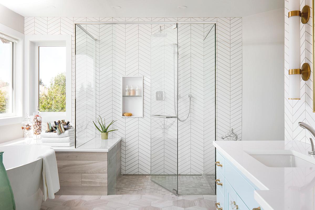 Stylish Showers Tubs Kitchen Bath Design News