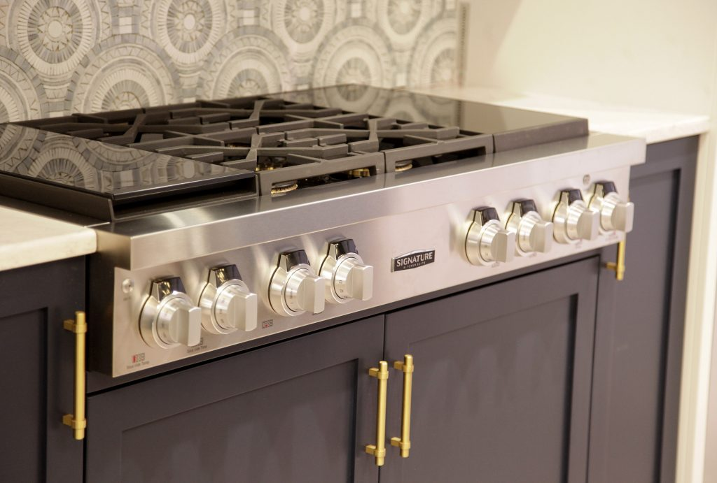 Range designed to help kitchens achieve professional results