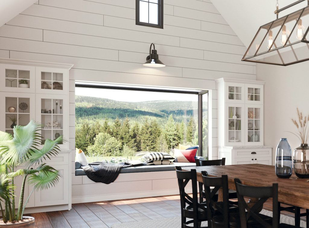 Window Trends: Cleaner, Darker and Larger