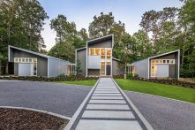 Case Study: The Fold House by Holly & Smith Architects