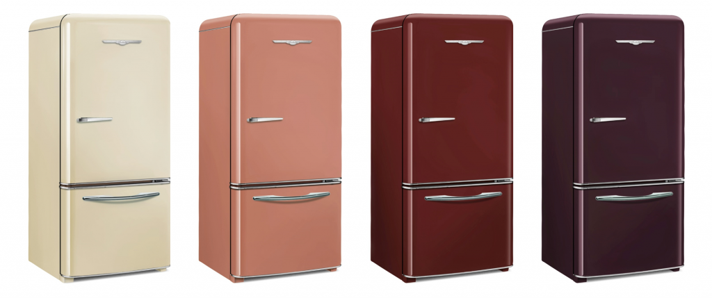 Wine-Inspired Appliance Shades