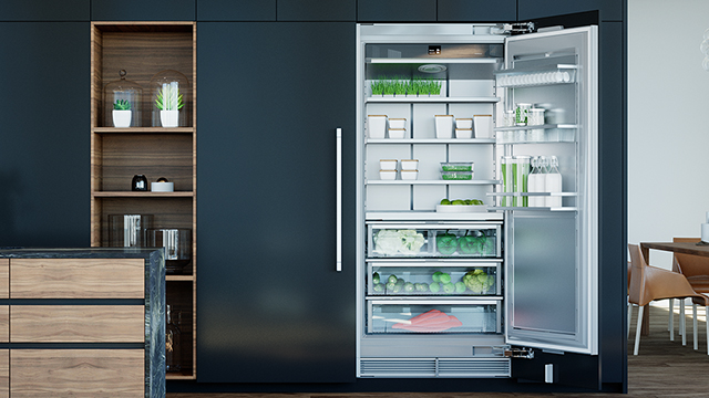 Refrigerator culminates 60 years of innovation