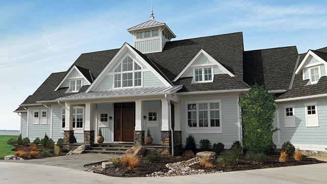 Siding: Bringing the Farmhouse Home