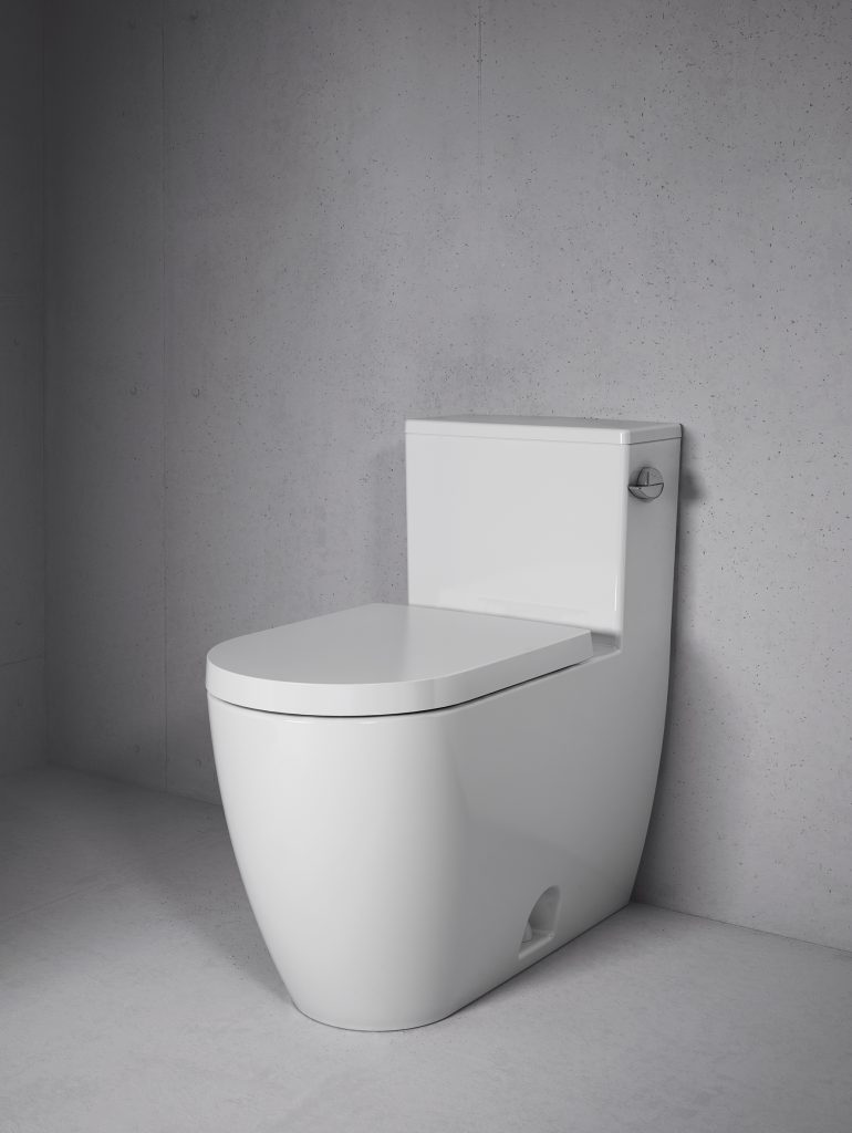 ADA-Compliant Toilet