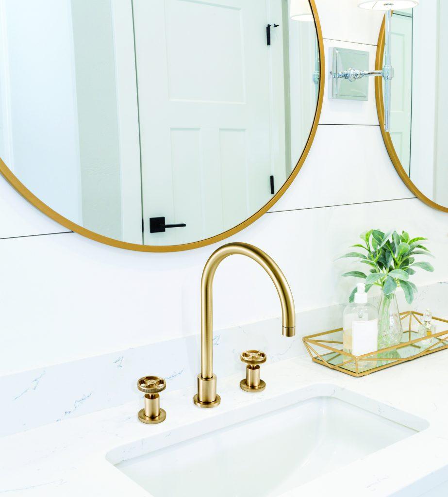 Brigade Bath Faucet