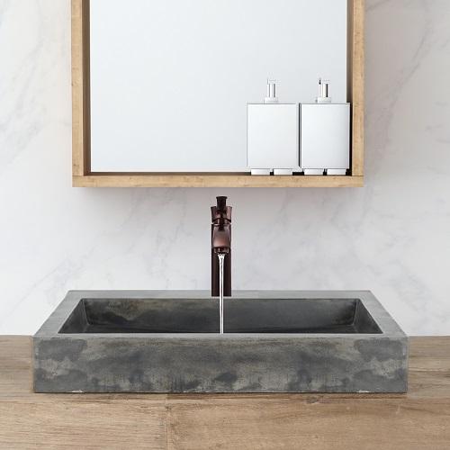 Concrete Bath Sink