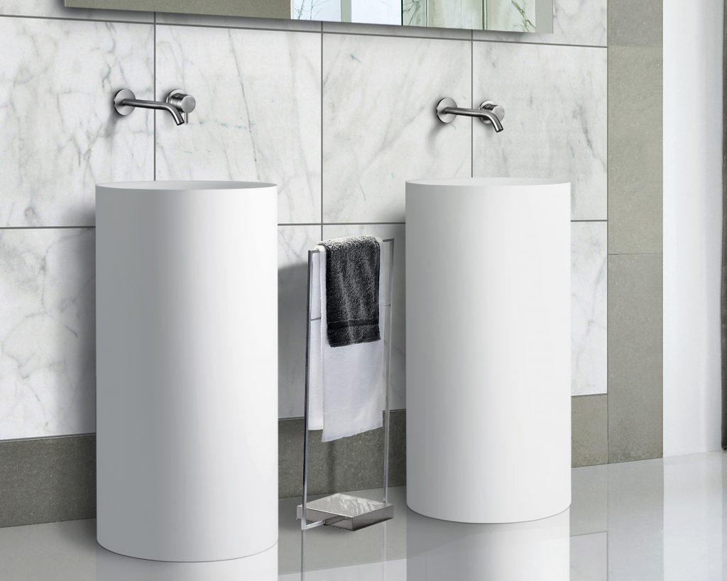 Freestanding Pedestal Basin