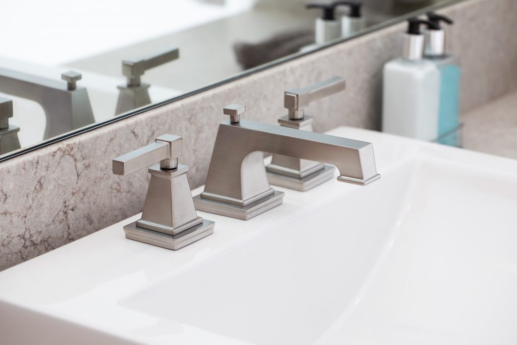 Architecture Based Bath Faucets