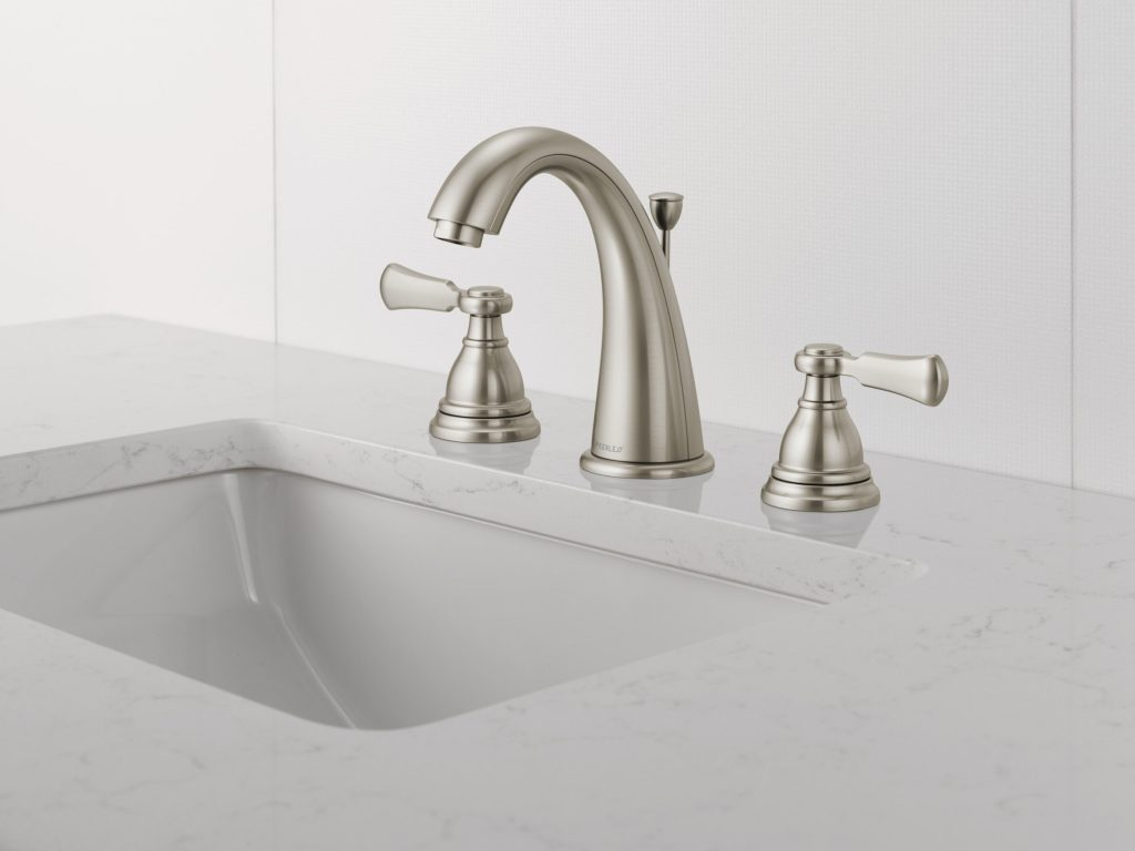 Curved Bath Faucets