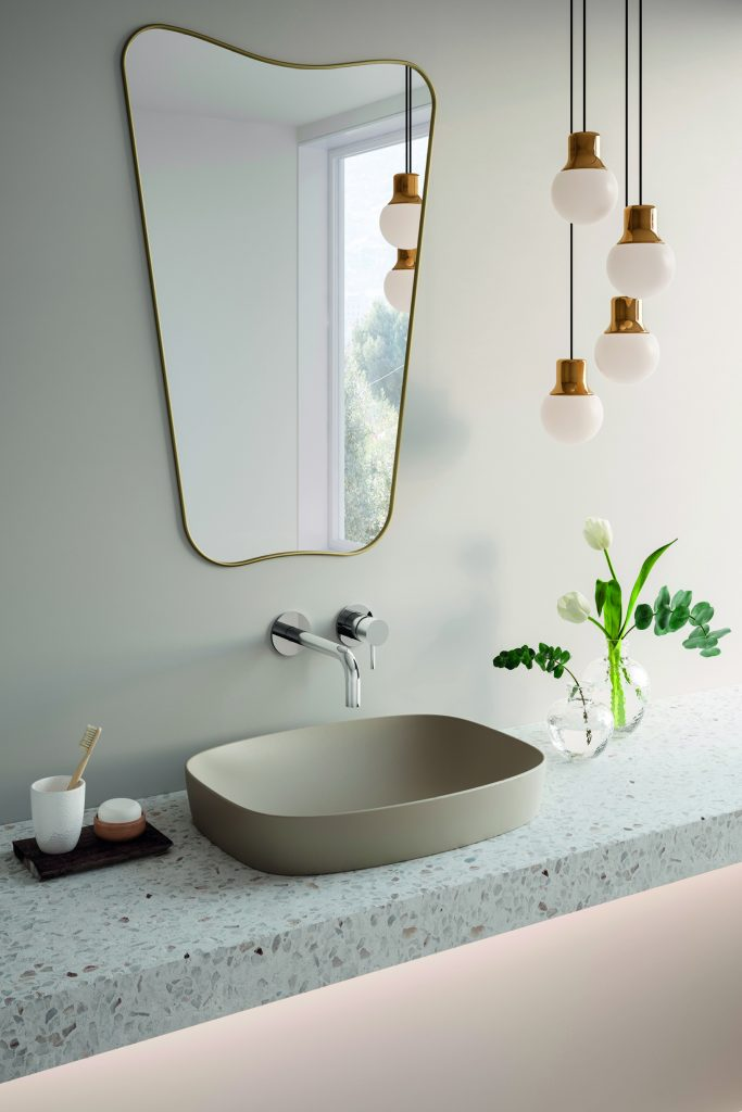 Wall-Mounted Bath Faucets