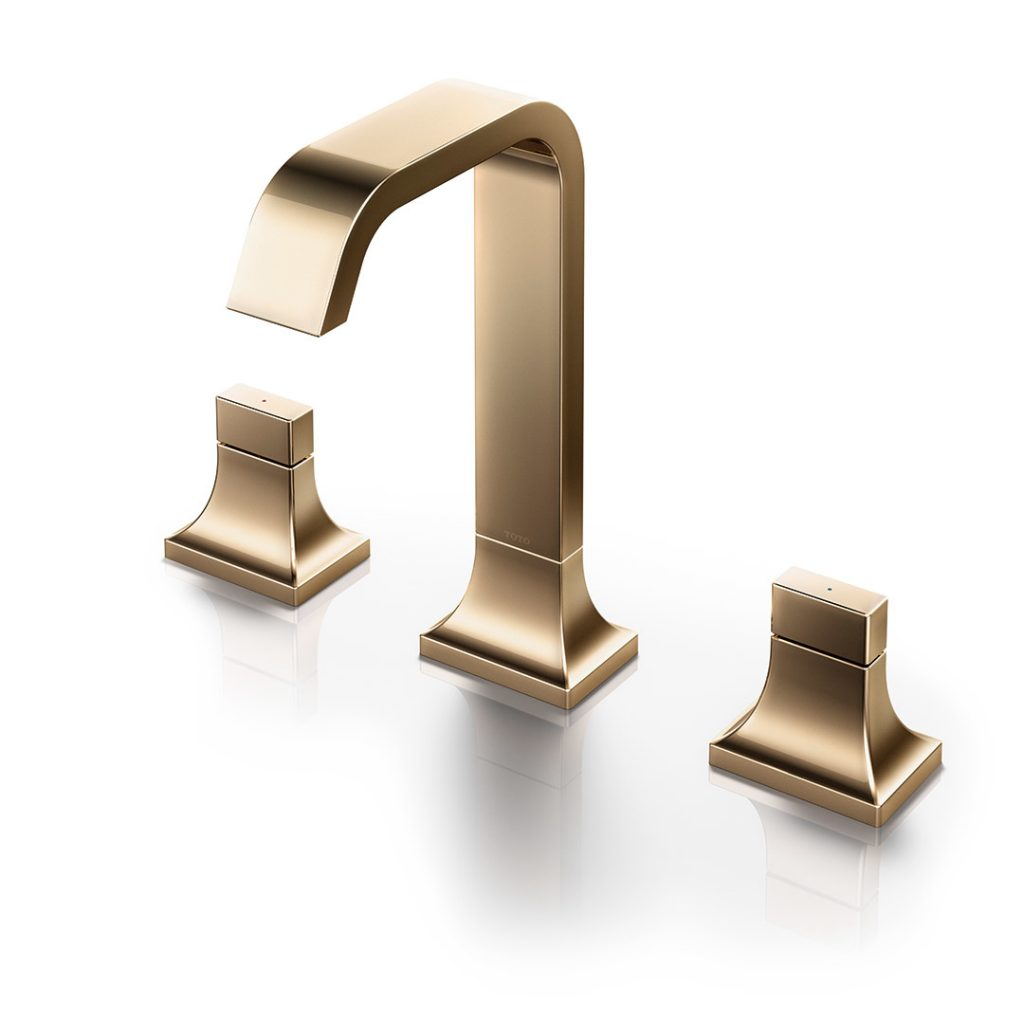 Japanese Influenced Faucets